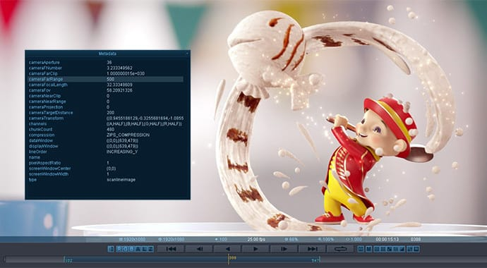 Pdplayer – Professional Image Sequence Player & Viewer | Chaos Group