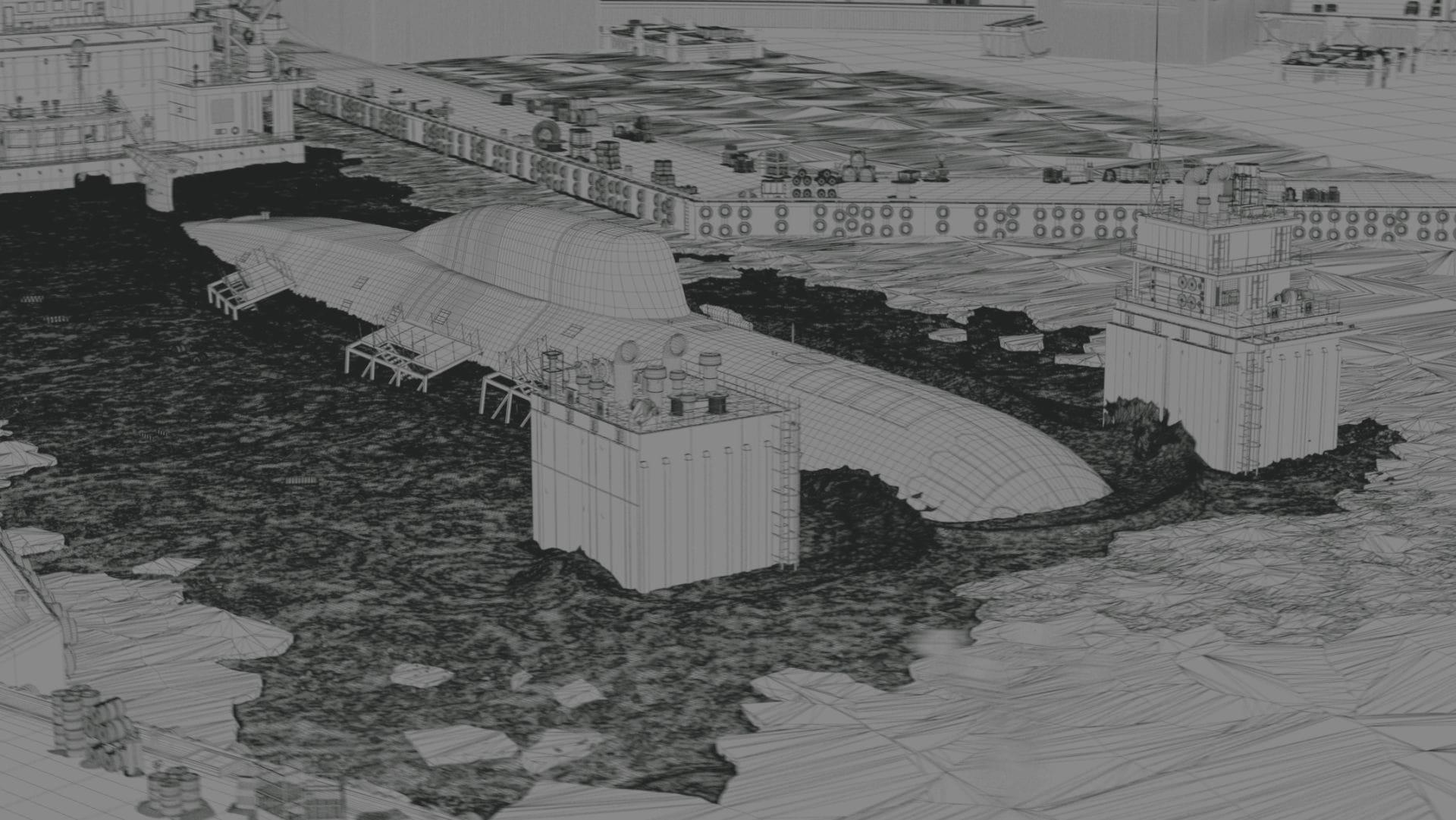 Digital Domain Fate of the Furious V-Ray Maya