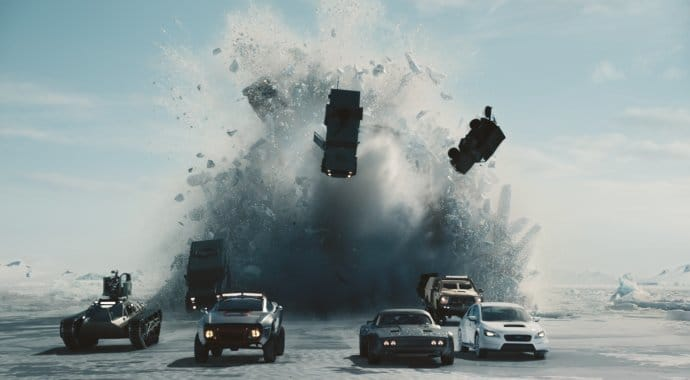 Digital Domain Fate of the Furious V-Ray Maya