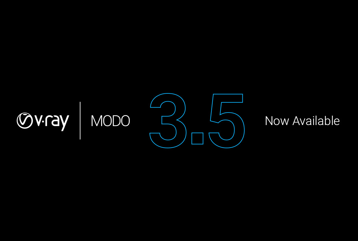 V ray modo 3.5 now available 1140x769px