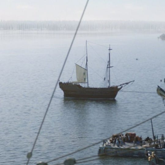 Screen Scene goes Invisible with V-Ray on Black Sails   Chaos Group