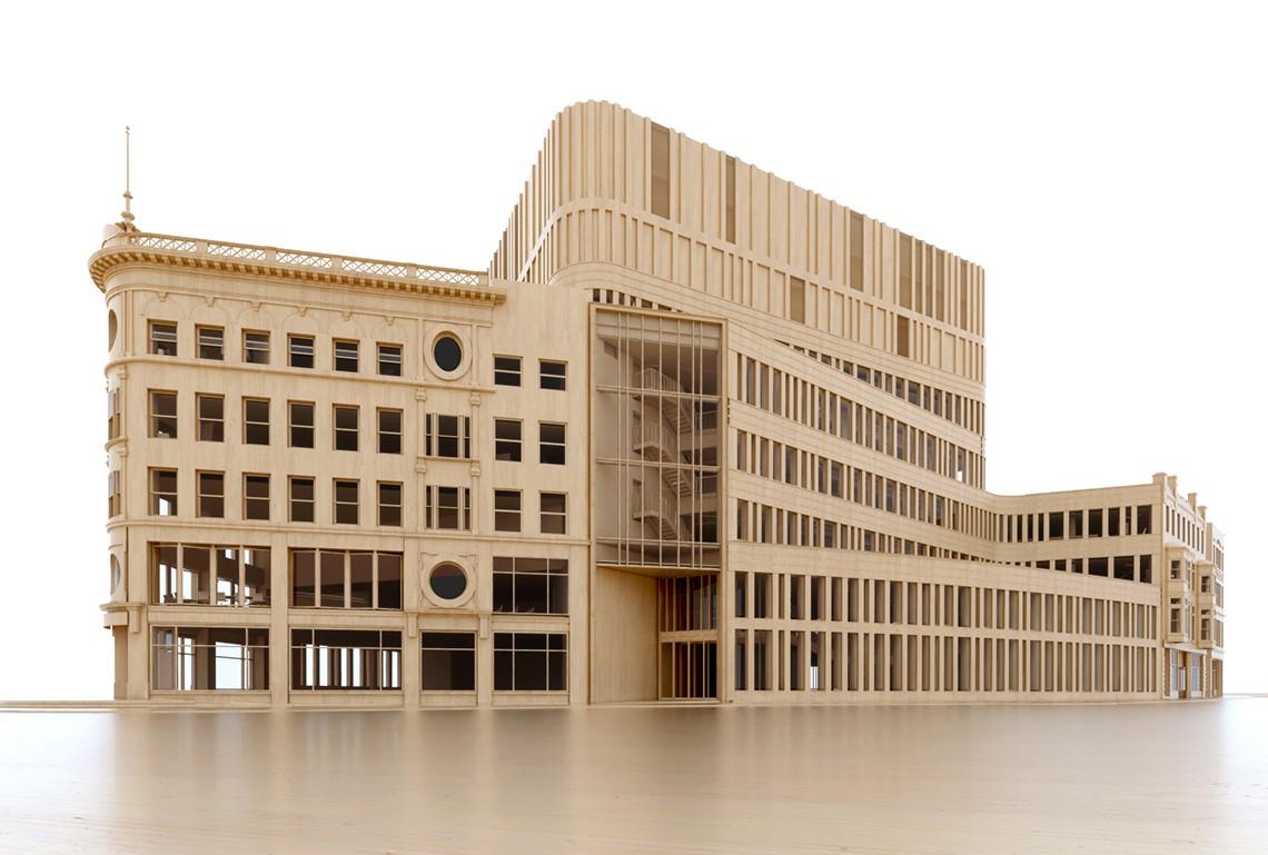 The Bruce C. Bolling Building Mecanoo + Sasaki