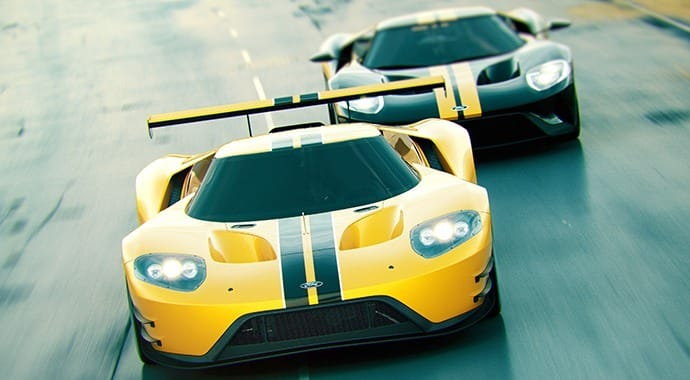 Gone Coyote Ford GT