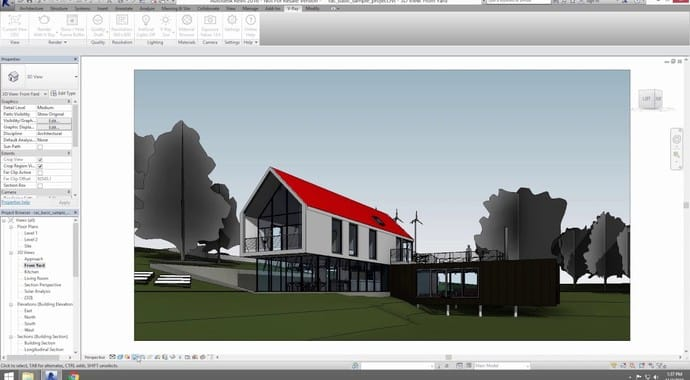 revit tutorial book free download