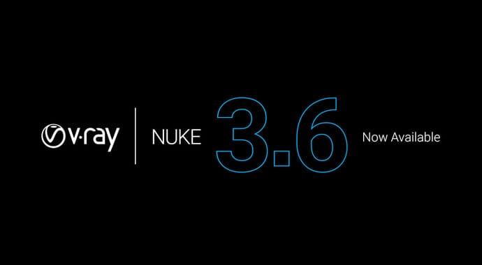 V-Ray 3.6 for Nuke