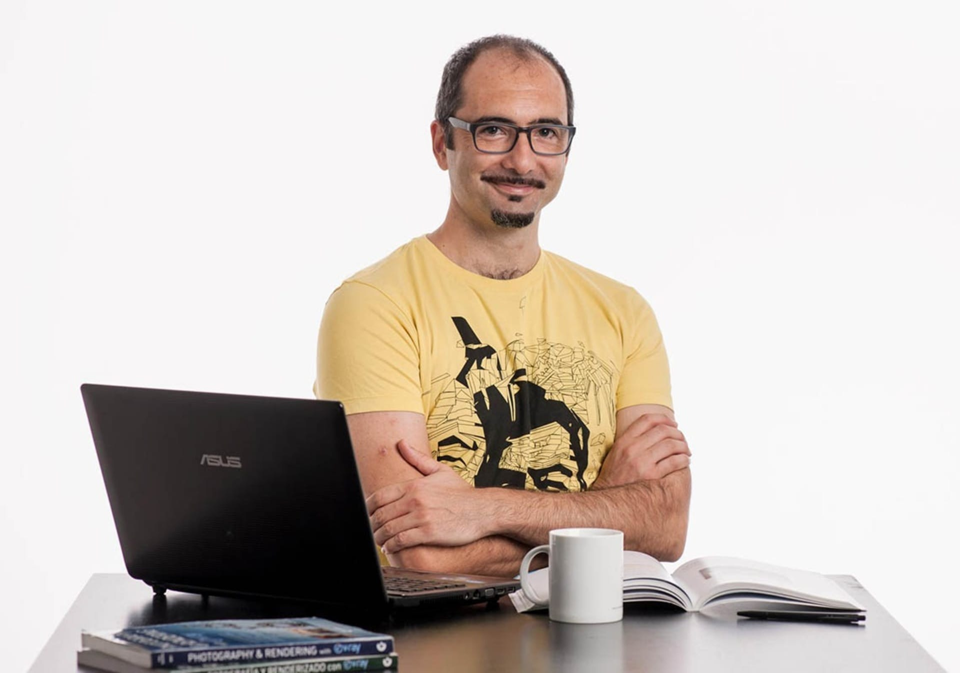 Ciro Sannino 5-Step Render Workflow