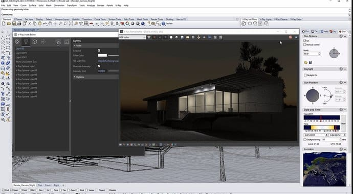 Video Tutorials – V-Ray for Rhino | Chaos Group