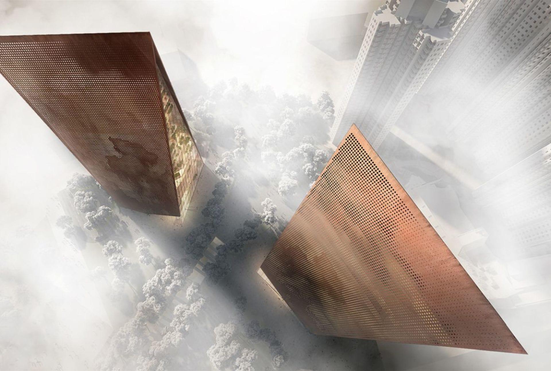 Brick Visual arch viz