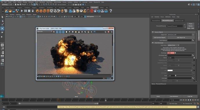 Video Tutorials – Phoenix FD for Maya | Chaos Group
