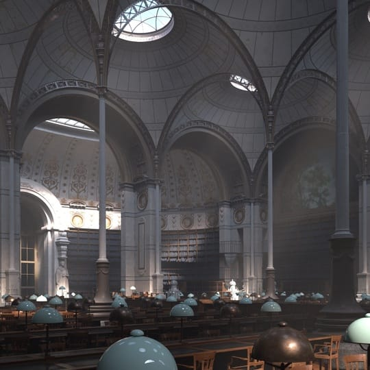 V-Ray Next: Smarter rendering with the New Adaptive Dome