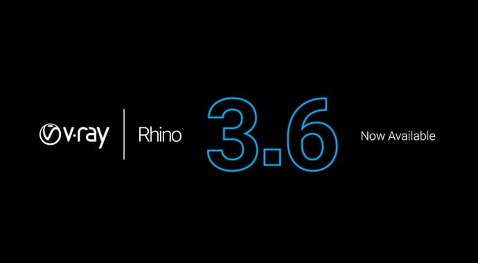 V-Ray 3.6 for Rhino Now Available