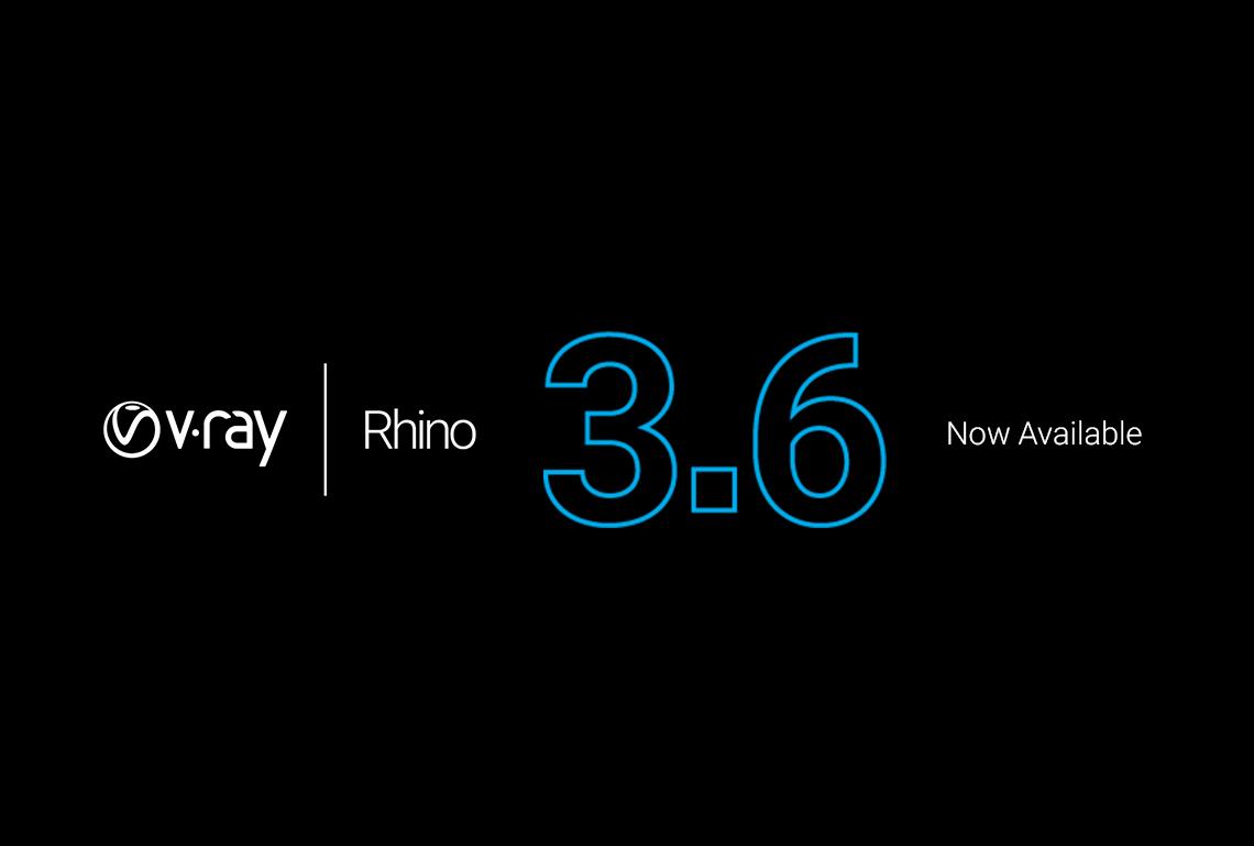 Vray 36 rhino news story
