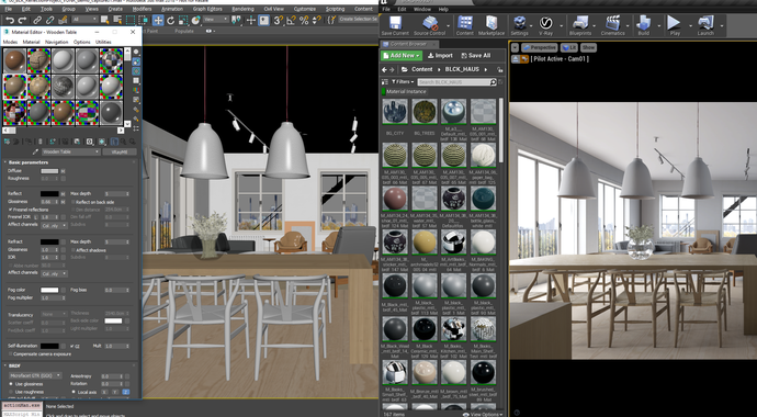 V-Ray for Unreal – V-Ray Scene Import & Ray Traced Rendering Plugin