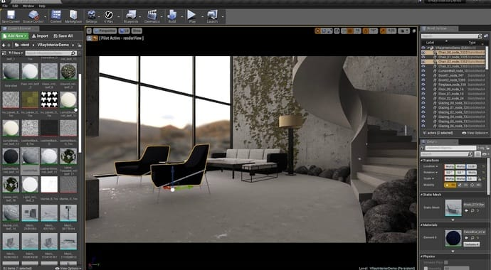 Video Tutorials – V-Ray for Unreal | Chaos Group