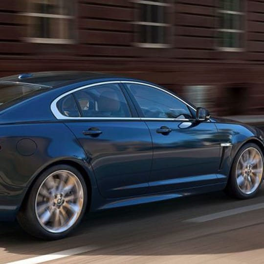Visual State Jaguar XF