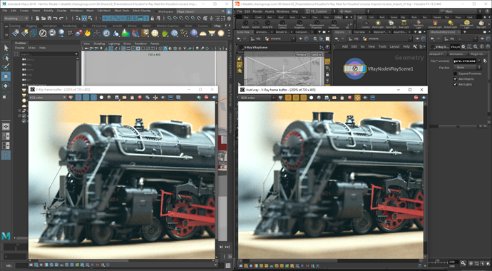 V-Ray for Houdini — High-end 3D rendering for VFX