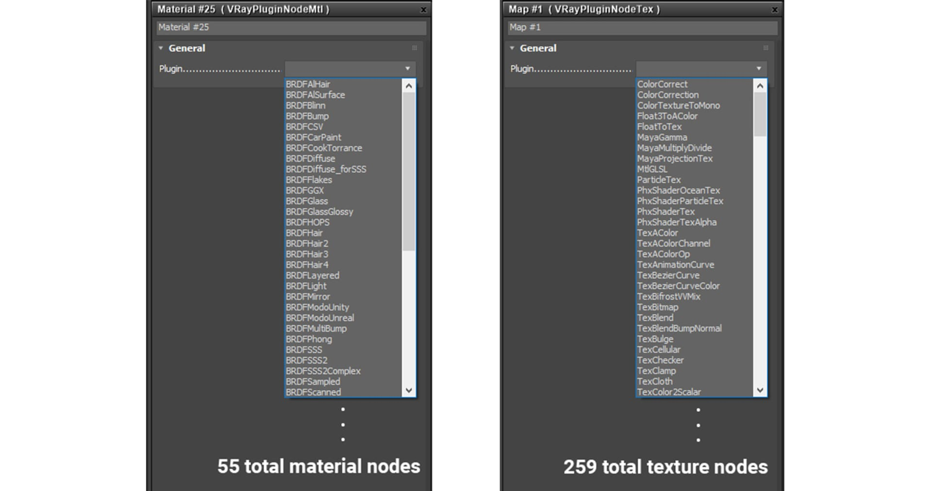 Dramatically Expand your Material and Texture Library with V