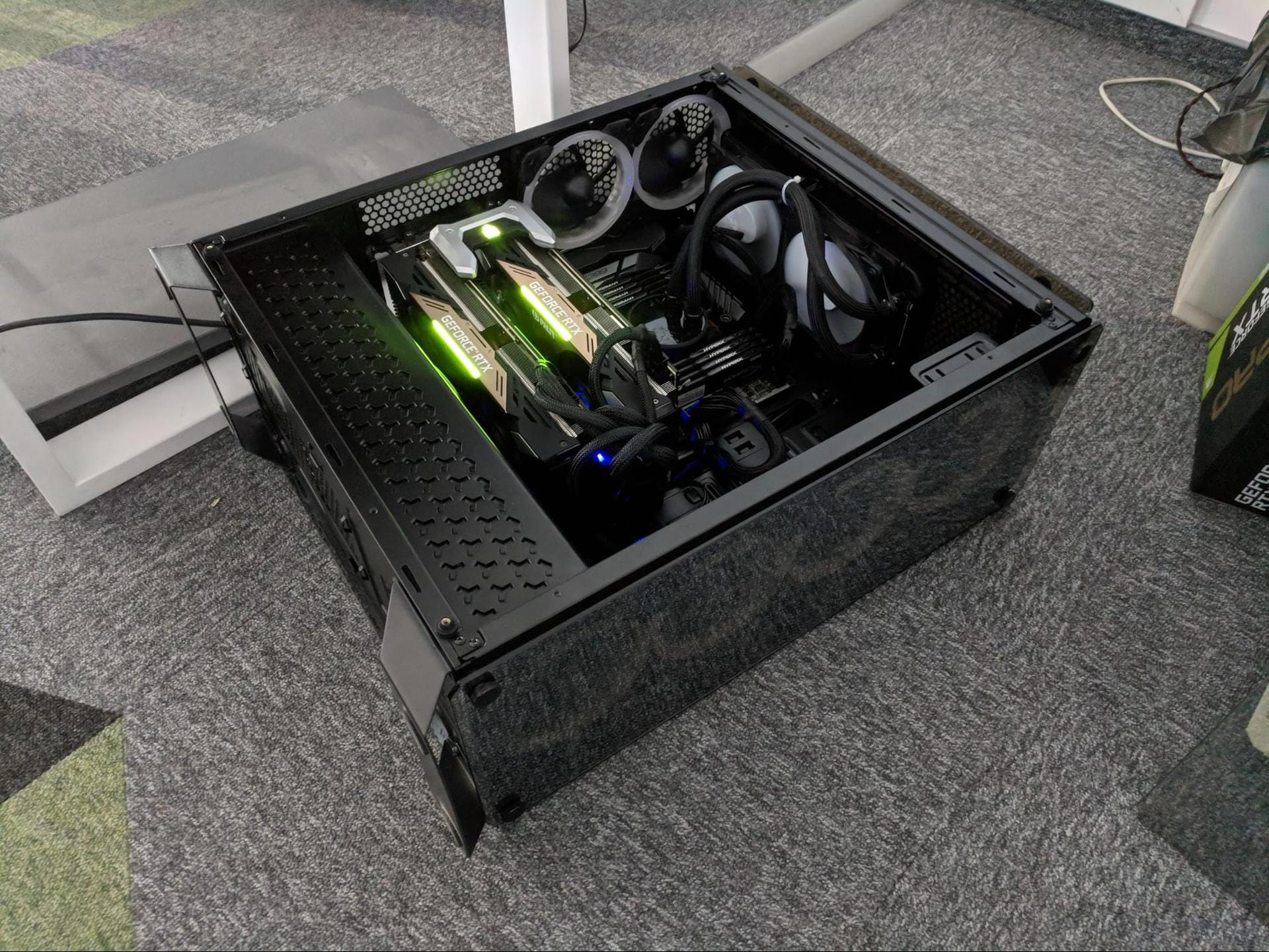 Profiling the NVIDIA RTX cards | Chaos Group
