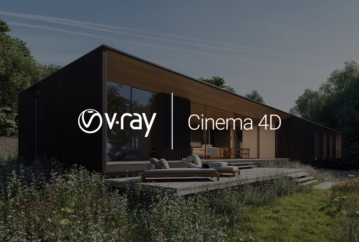Chaos Group welcomes V-Ray for Cinema 4D to the family | Chaos Group