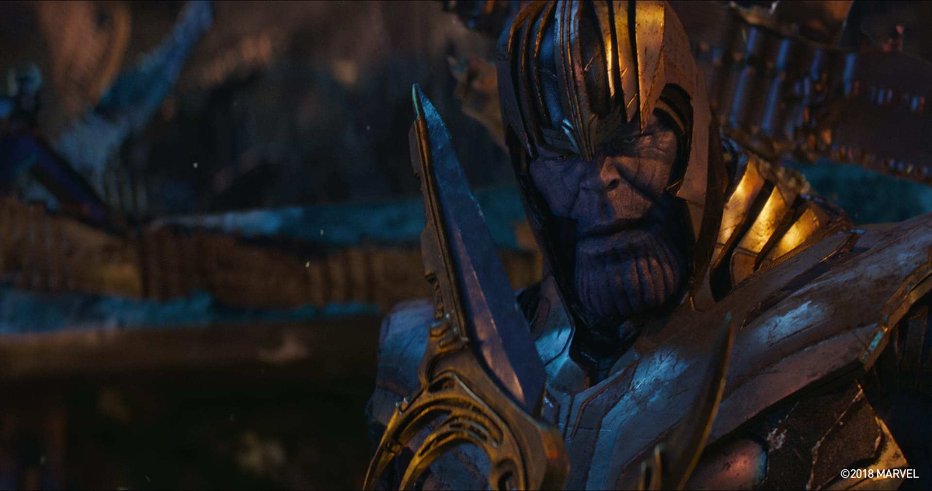 Digital Domain on Thanos: The devil is in the detail   Chaos