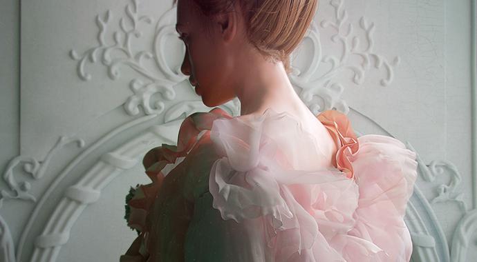 """The making of """"Pink Dress"""" by Marianna Yakimova"""
