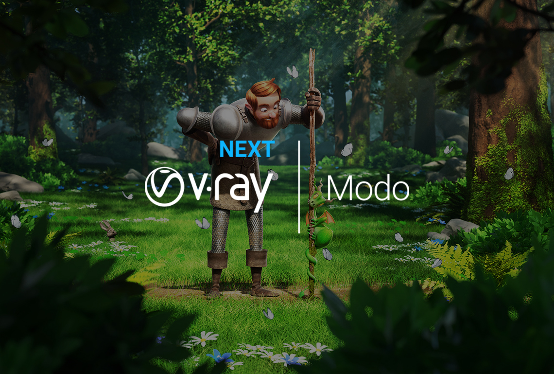 V-Ray Next for Modo now available | Chaos Group