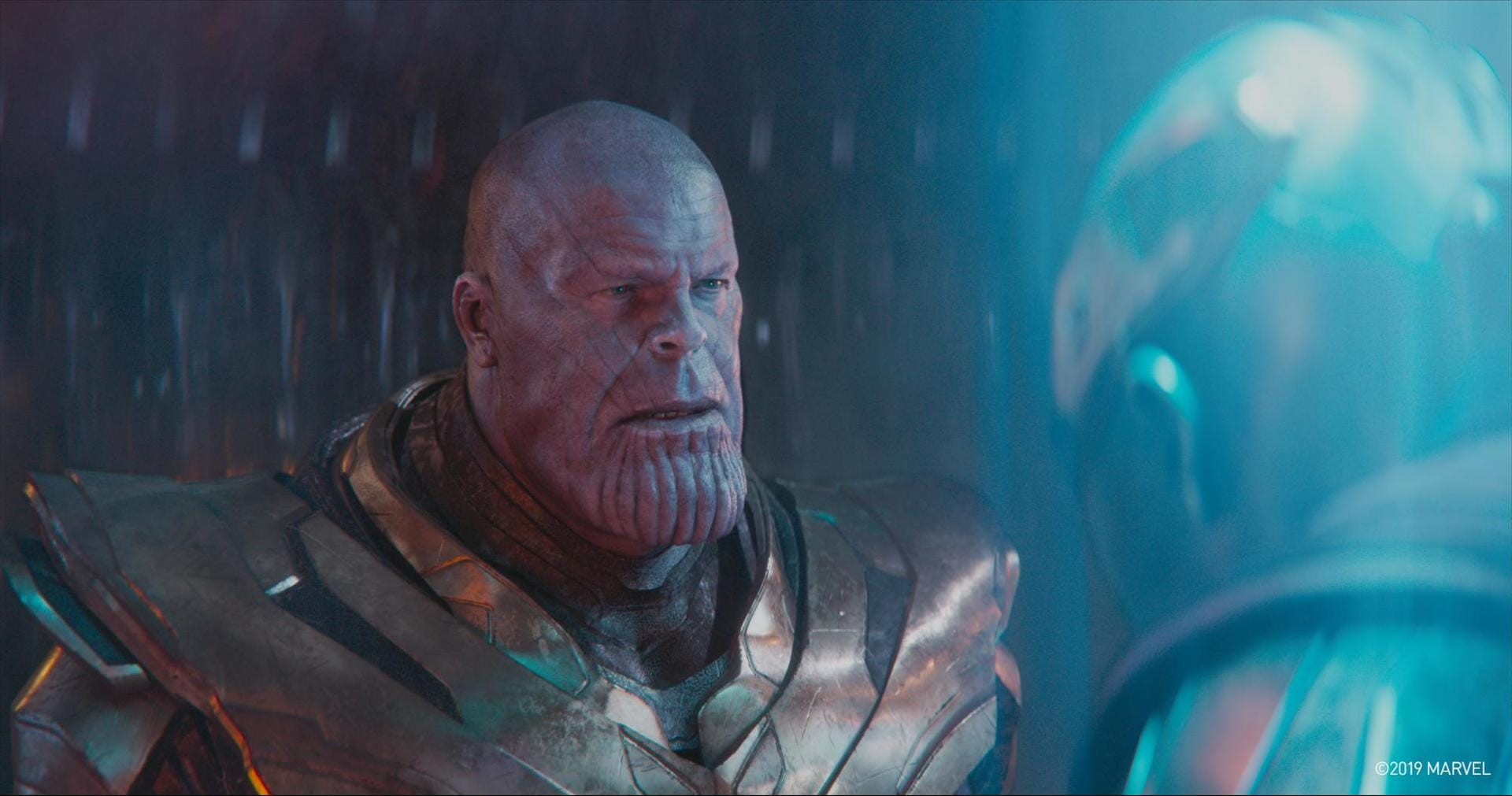 How they made a better CGI Thanos for Avengers: Endgame