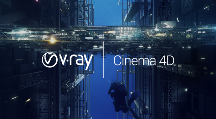 Thomas Dubois V-Ray for Cinema 4D