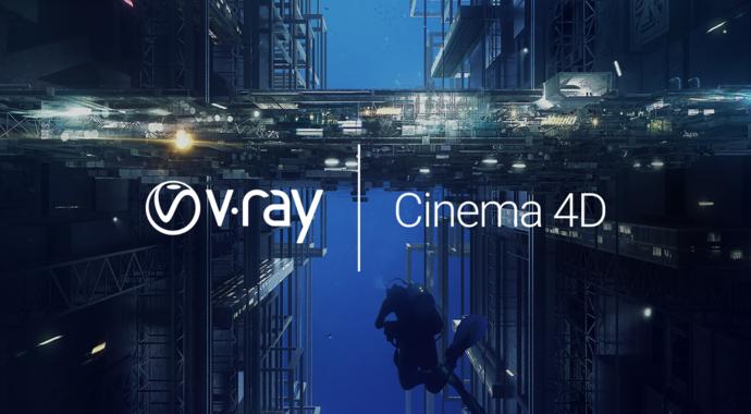 Thomas Dubois V-Ray for Cinema 4D