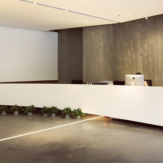 Silkroad Digital Vision office space in China