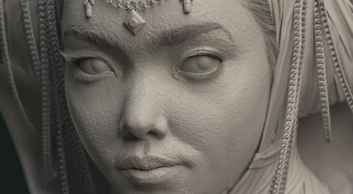Making of Jjahawa: Part 1 — 3D character modeling tips