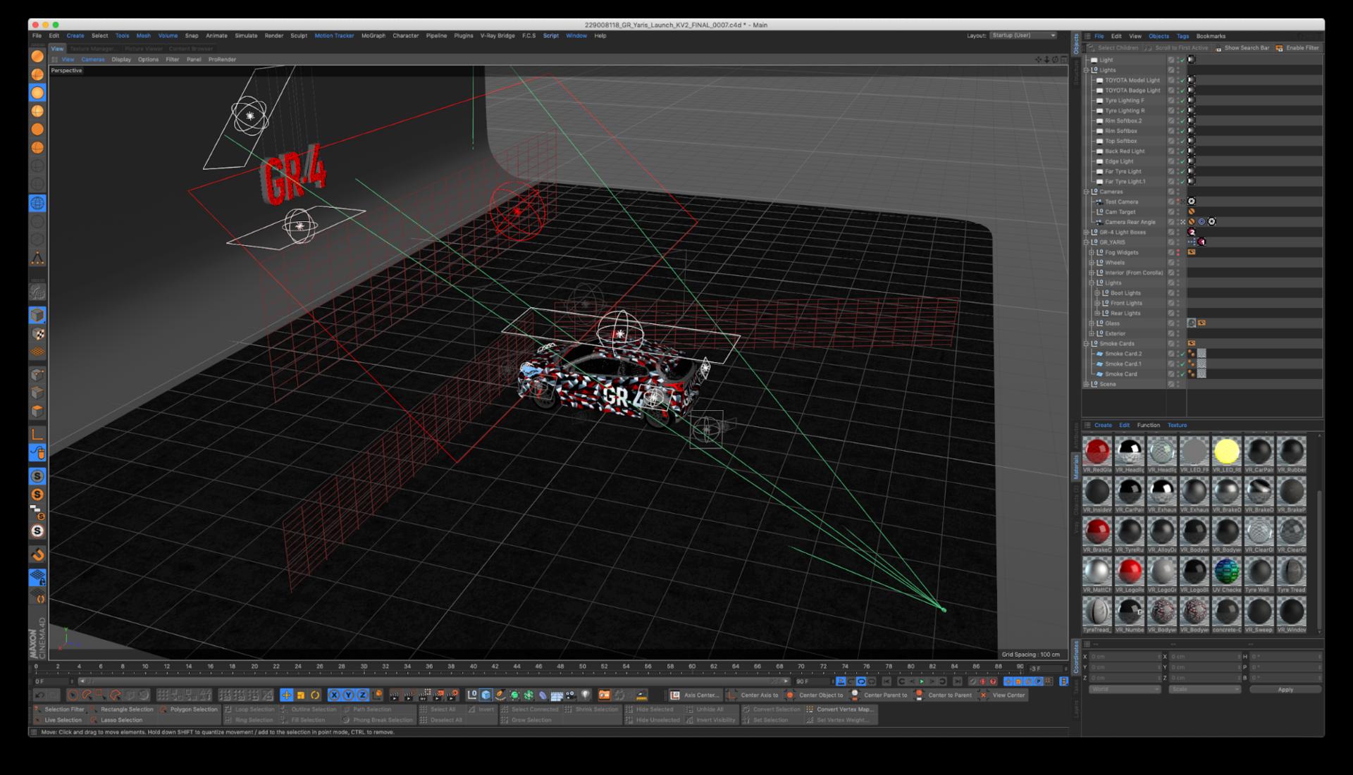 V-Ray 5 for Cinema 4D