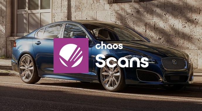 Chaos Scans Logo