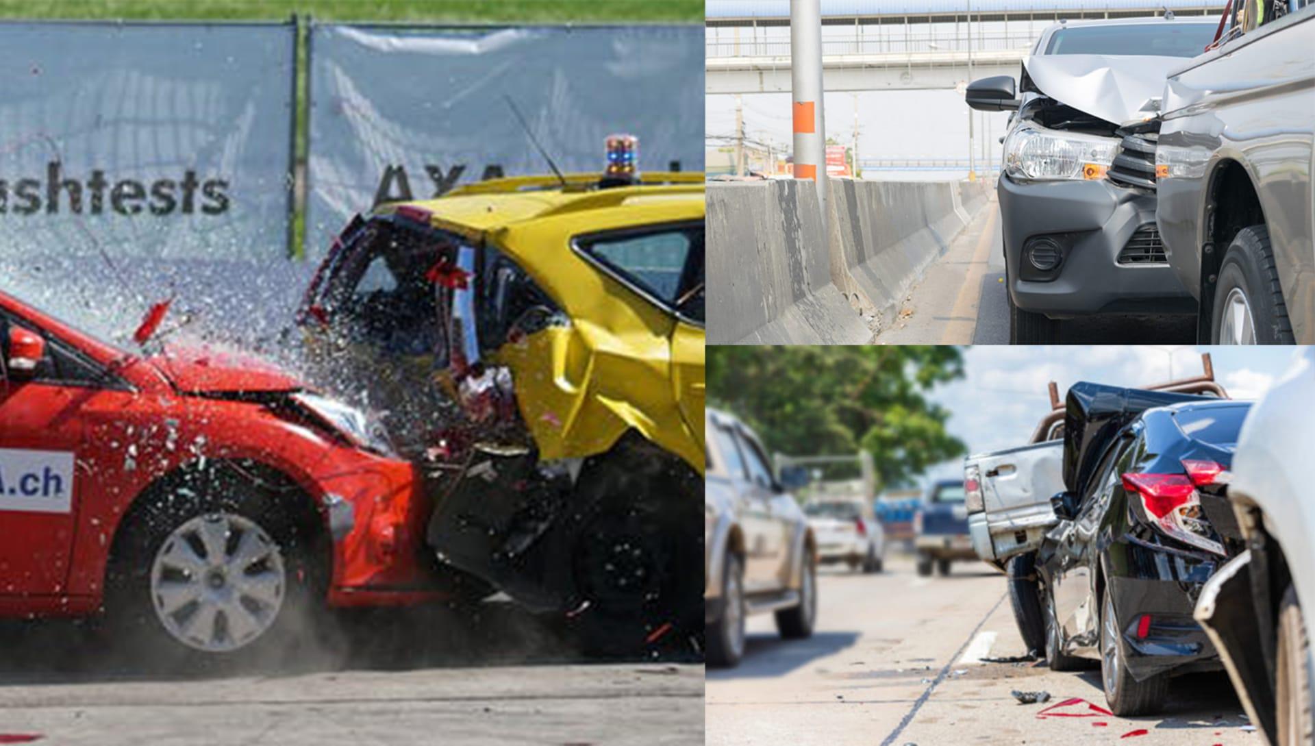 Car collisions